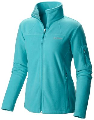 photo: Columbia Women's Fast Trek II Full Zip Fleece