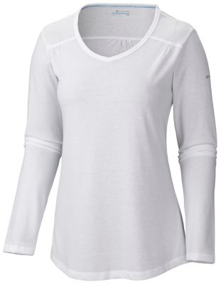 Women's Thistle Ridge™ Long Sleeve Tee - Plus Size
