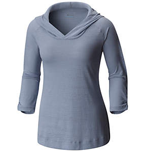 Women's See Through You™ Burnout Hoodie - Extended Sizes