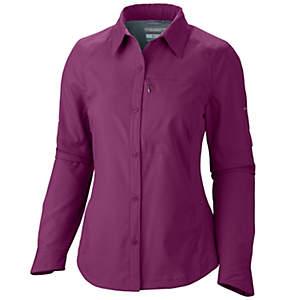 Chemise à manches longues Silver Ridge™ pour femme – Tailles fortes