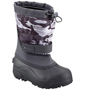 Childrens' Powderbug™ Plus II Print Boot