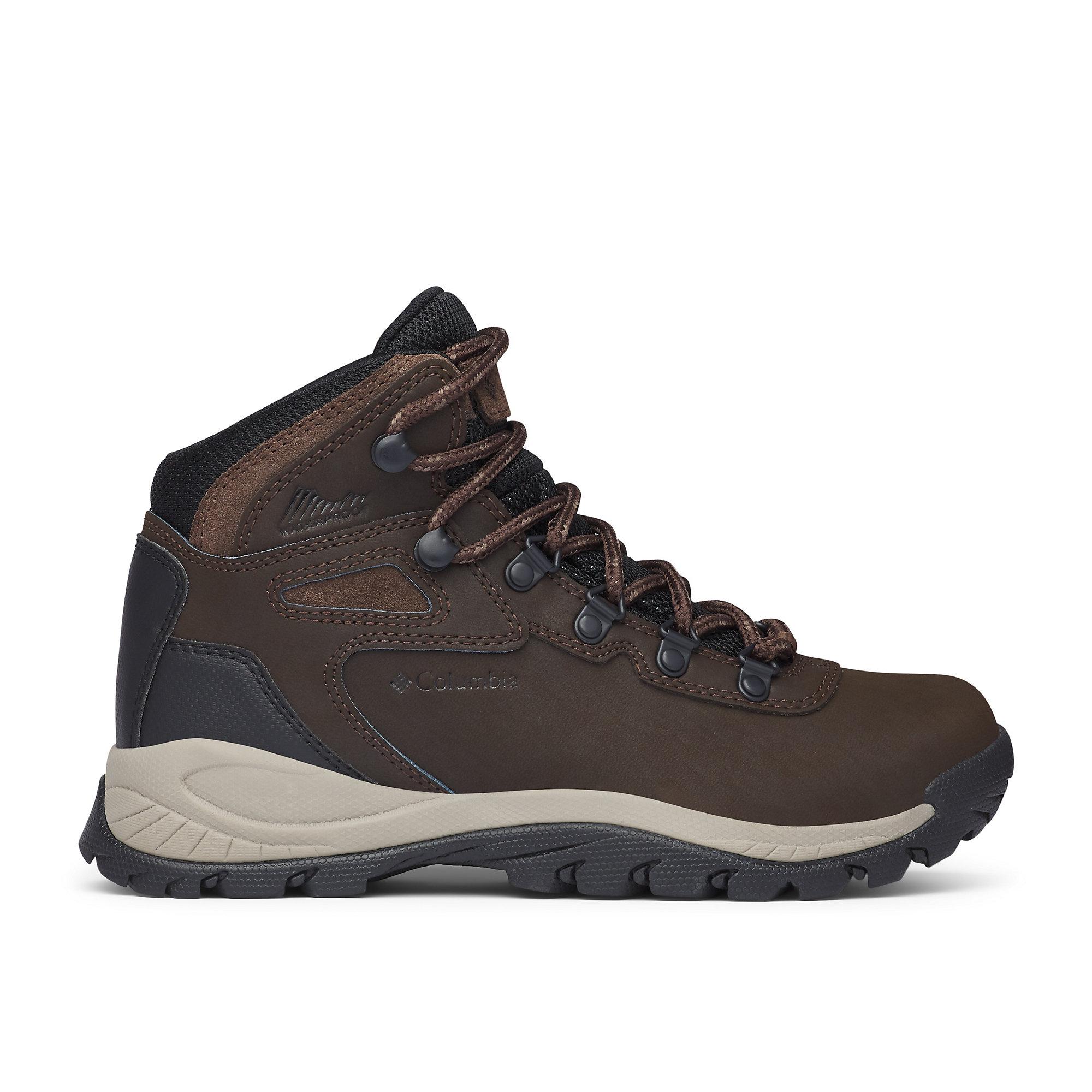 photo: Columbia Women's Newton Ridge Plus hiking boot