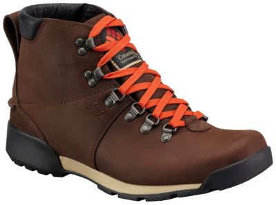 photo: Columbia Original Alpine Leather Boot