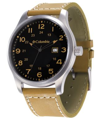 Fieldmaster II Leather Watch
