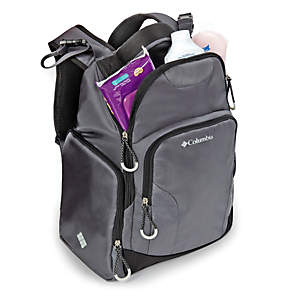 Summit Rush Diaper Bag Backpack