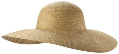 Women s Sun Ridge Brimmed Straw Sun Hat  d9965e2e4776