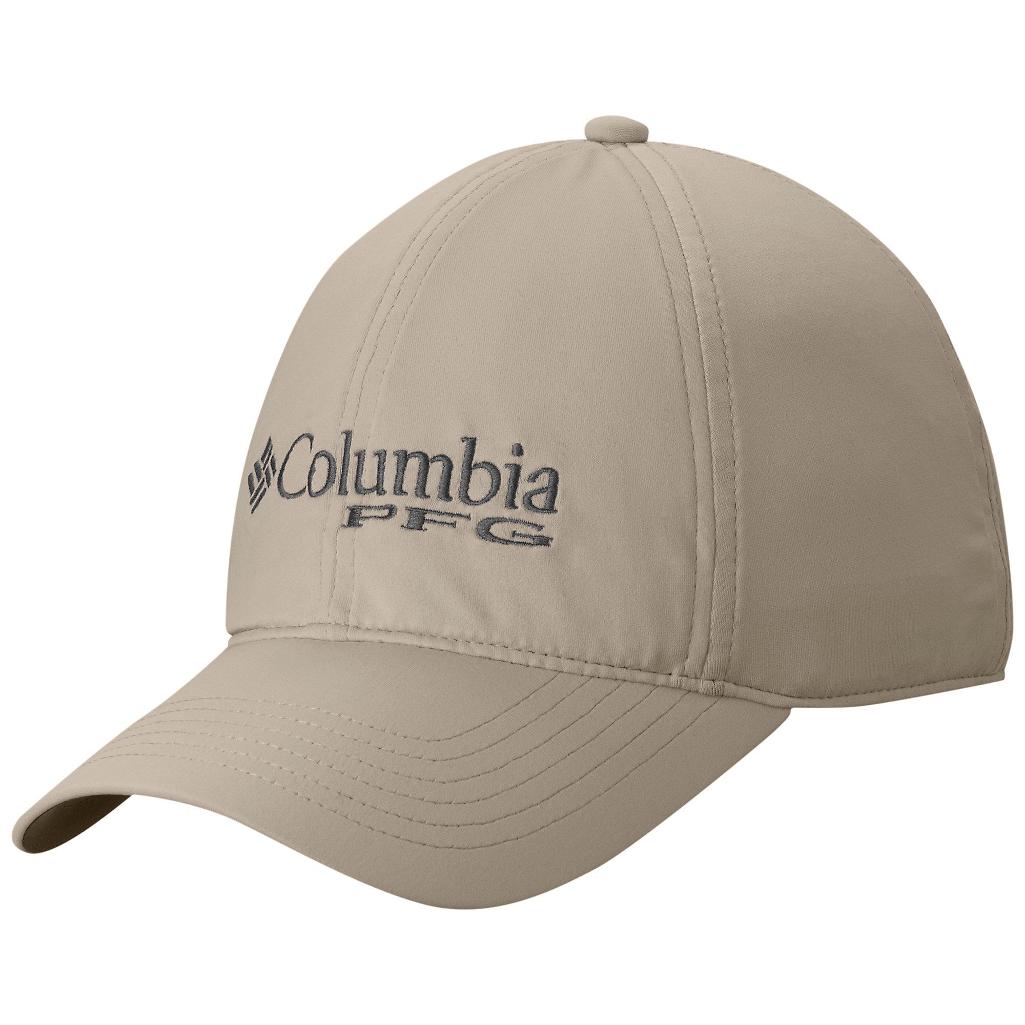 1f83e971e233e ... Men s Adjustable Retail  32 UPC 886535184671 product image for Columbia  M Coolhead Ballcap III O S- White