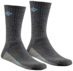 Women's Cushioned Crew Sock - 2 Pack