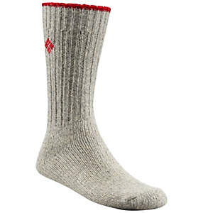 Men's Ragg Wool Crew Sock