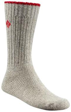 Men's Ragg Wool Crew Sock