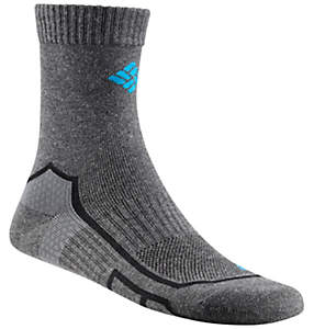 Light-Weight Wool Quarter-Length Trail Running Sock
