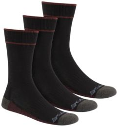 Men's Cushioned Crew Sock - 3 Pack