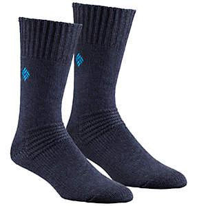Men's Brushed Wool Crew Sock - 2 Pack