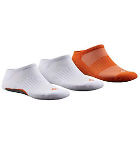 Men's Half Cushion No Show Sock - 3 Pack