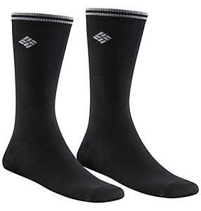 Men's Merino Travel Crew Sock - 2 Pack