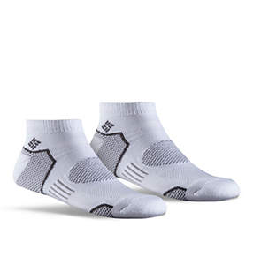 Men's Balance Point Walking Low Sock - 2 pack