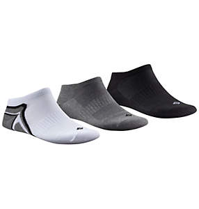 Men's Athletic No Show Sock - 3 Pack