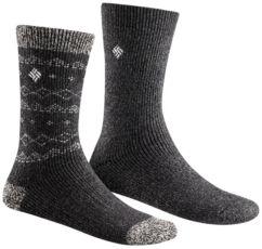 Women's Stripe Wool Crew Sock