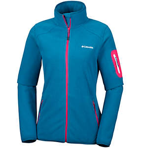 Outdoor Novelty™ Fleecejacke für Damen