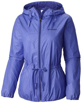 photo: Columbia Auroras Wake II Rain Jacket