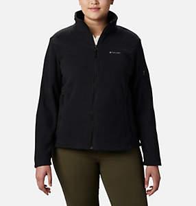 Extragroße Fast Trek™ II Jacke für Damen