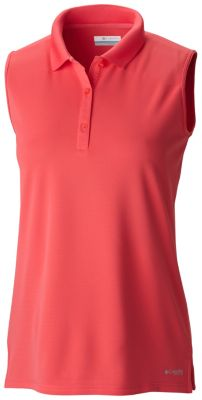 Columbia Innisfree Sleeveless Polo