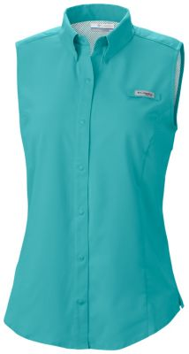 photo: Columbia Tamiami Sleeveless Shirt