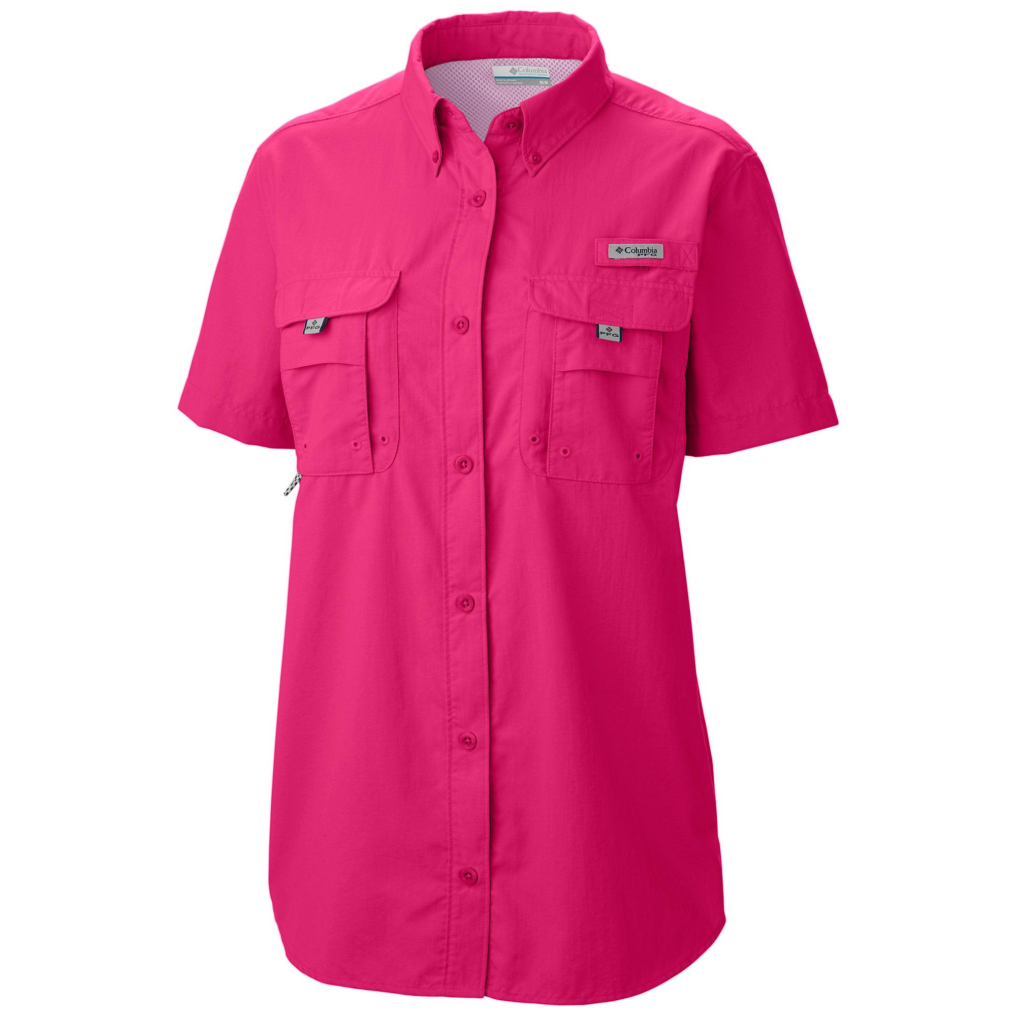 Upc 886535492639 columbia women 39 s bahama short sleeve for Custom embroidered columbia fishing shirts