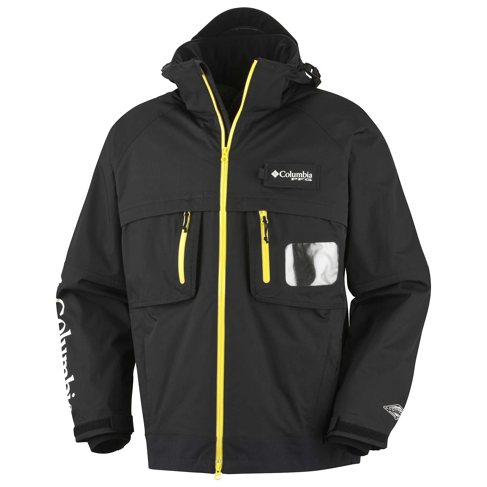 photo: Columbia Squall Line Parka Omni-Heat waterproof jacket
