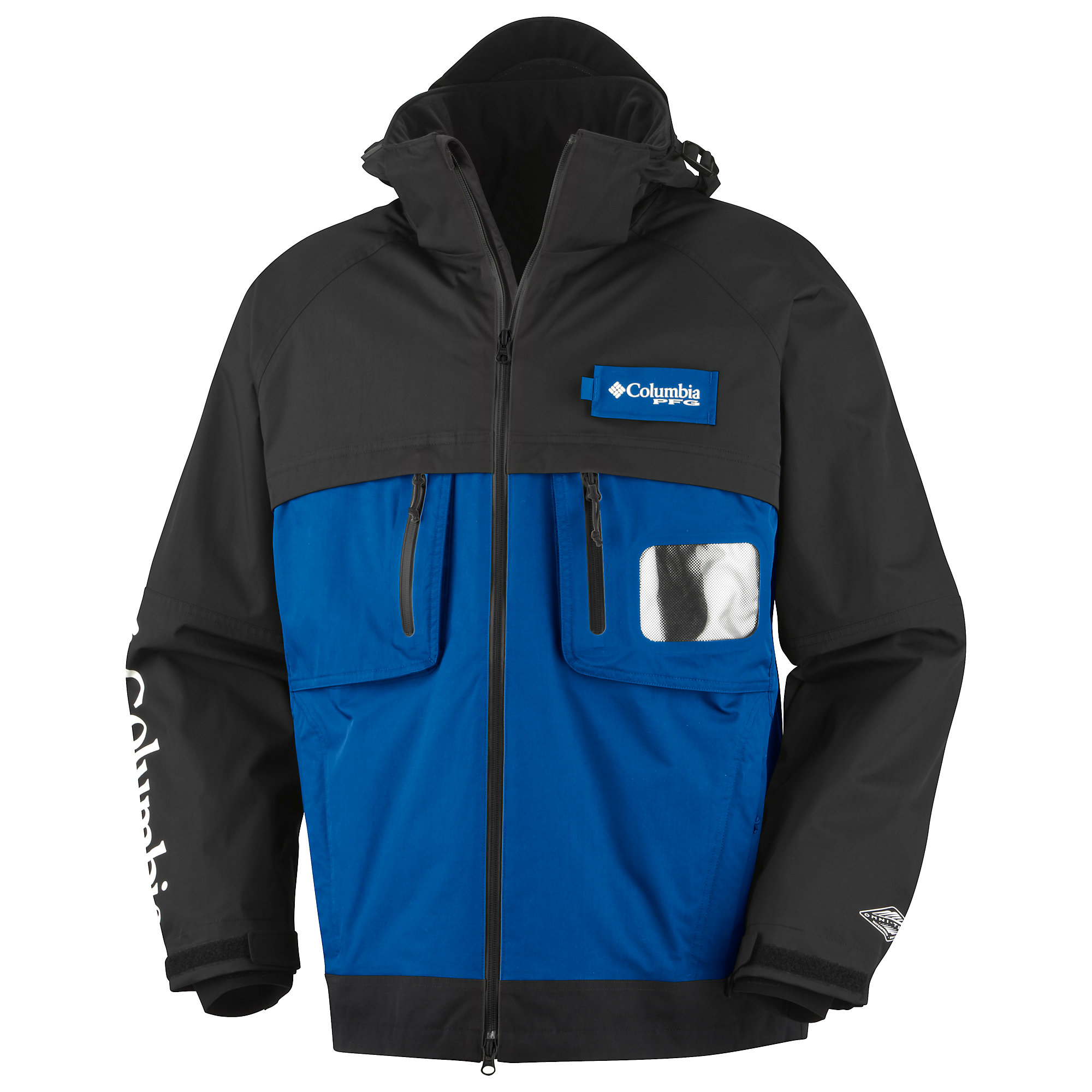 photo: Columbia Squall Line Parka Omni-Heat waterproof jacket