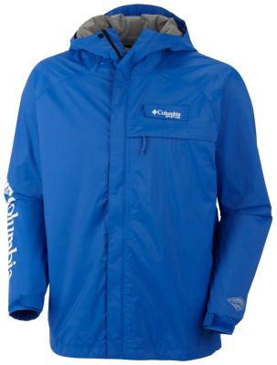 photo: Columbia HydroTech Packable Rain Jacket waterproof jacket
