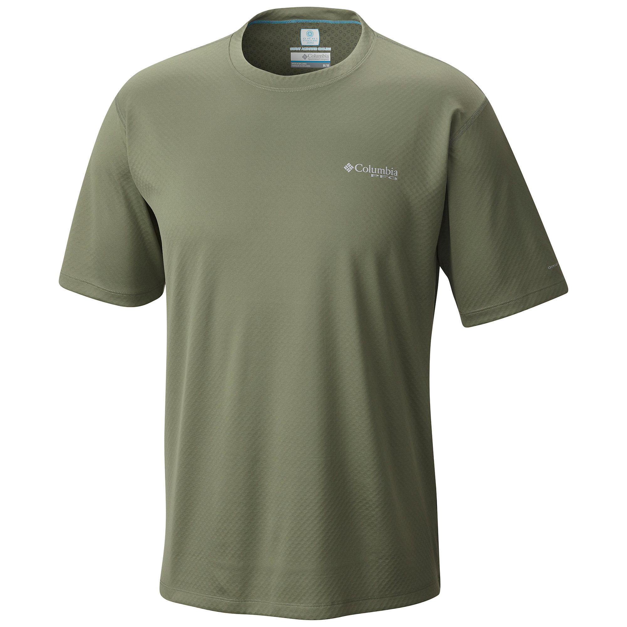 Columbia PFG Zero Rules Short Sleeve Shirt