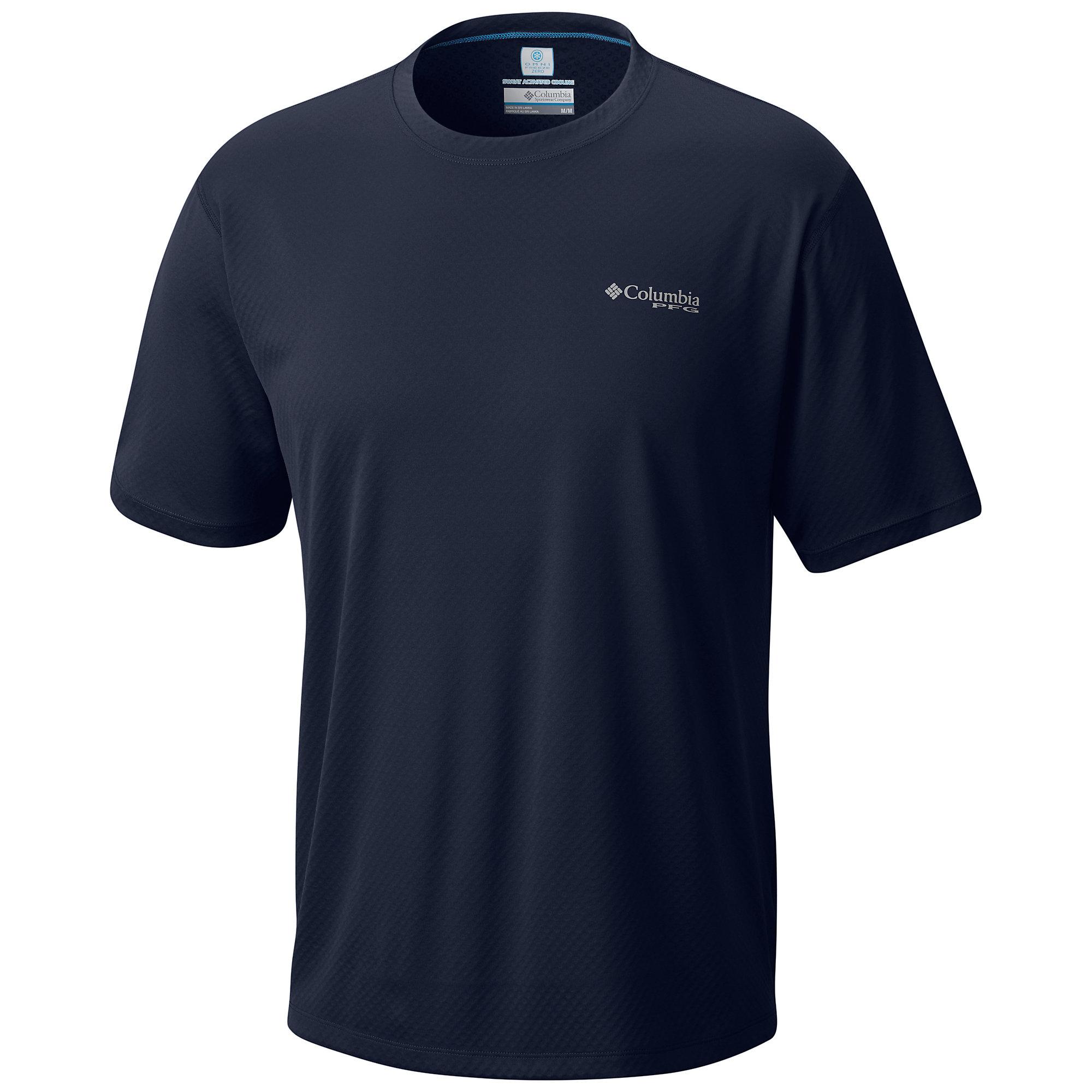 Columbia PFG Zero Rules Short Sleeve Shirt