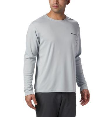 1be202b2715 Men's PFG Zero Rules Cooling Long Sleeve Fishing Shirt | Columbia.com