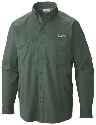photo: Columbia Airgill Lite II LS Shirt