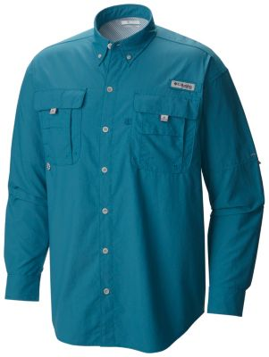 photo: Columbia Men's Bahama II Long Sleeve Shirt