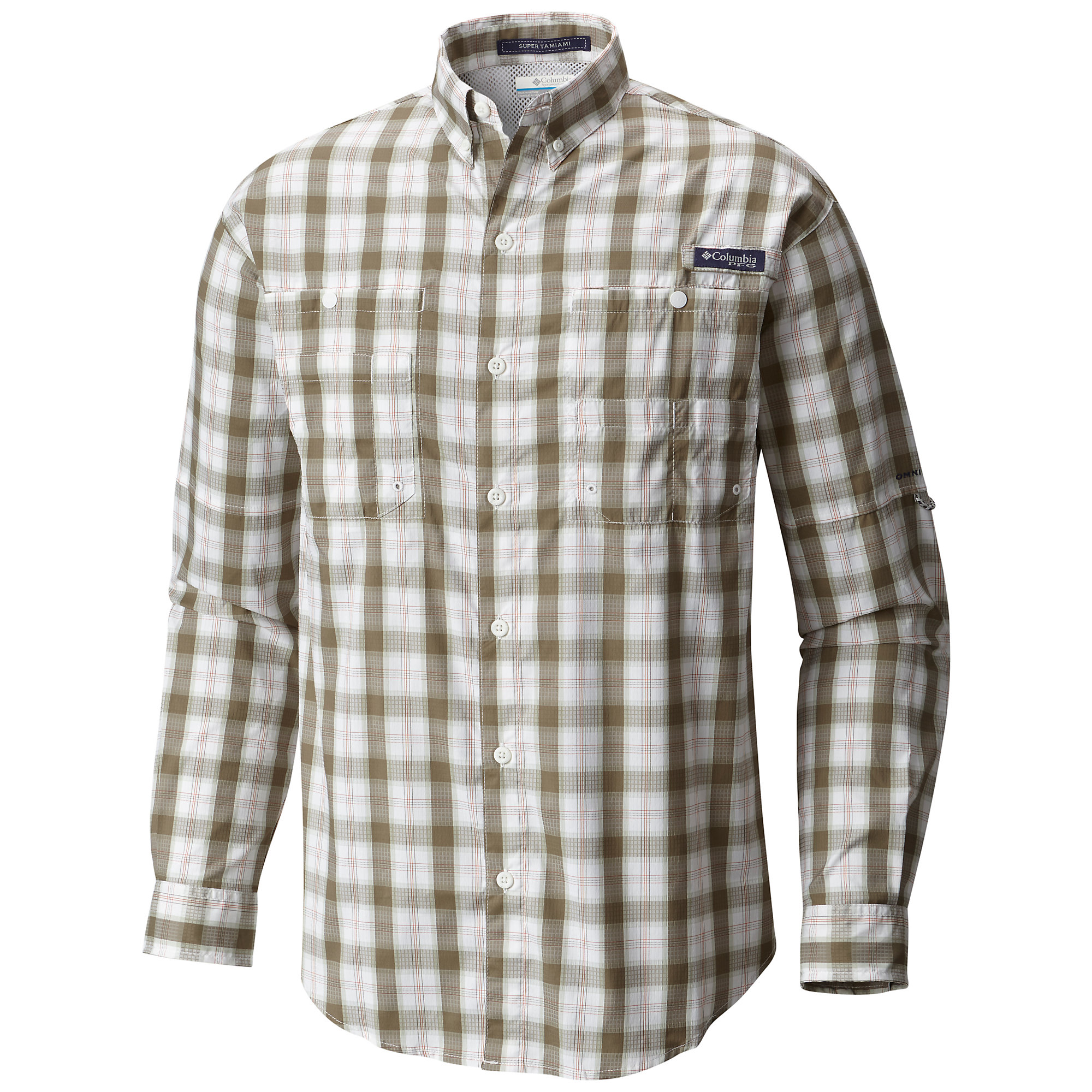 photo: Columbia Men's Super Tamiami Long Sleeve Shirt