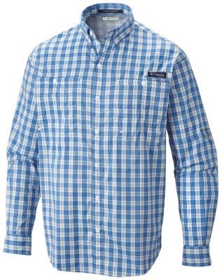 photo: Columbia PFG Super Tamiami Long Sleeve Shirt