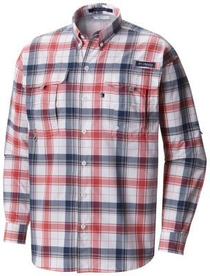 photo: Columbia Men's Super Bahama Long Sleeve Shirt