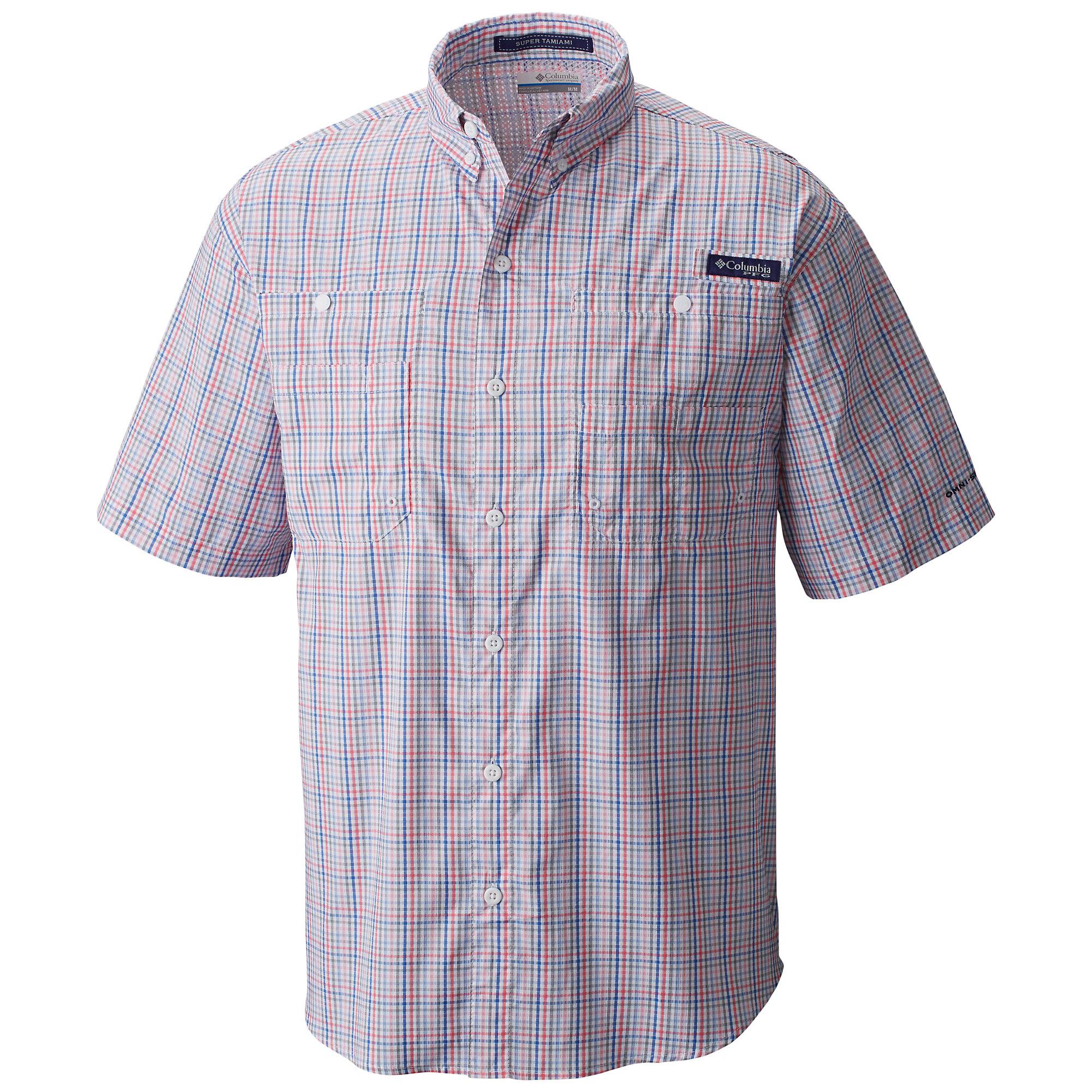 photo: Columbia Super Tamiami Short Sleeve Shirt