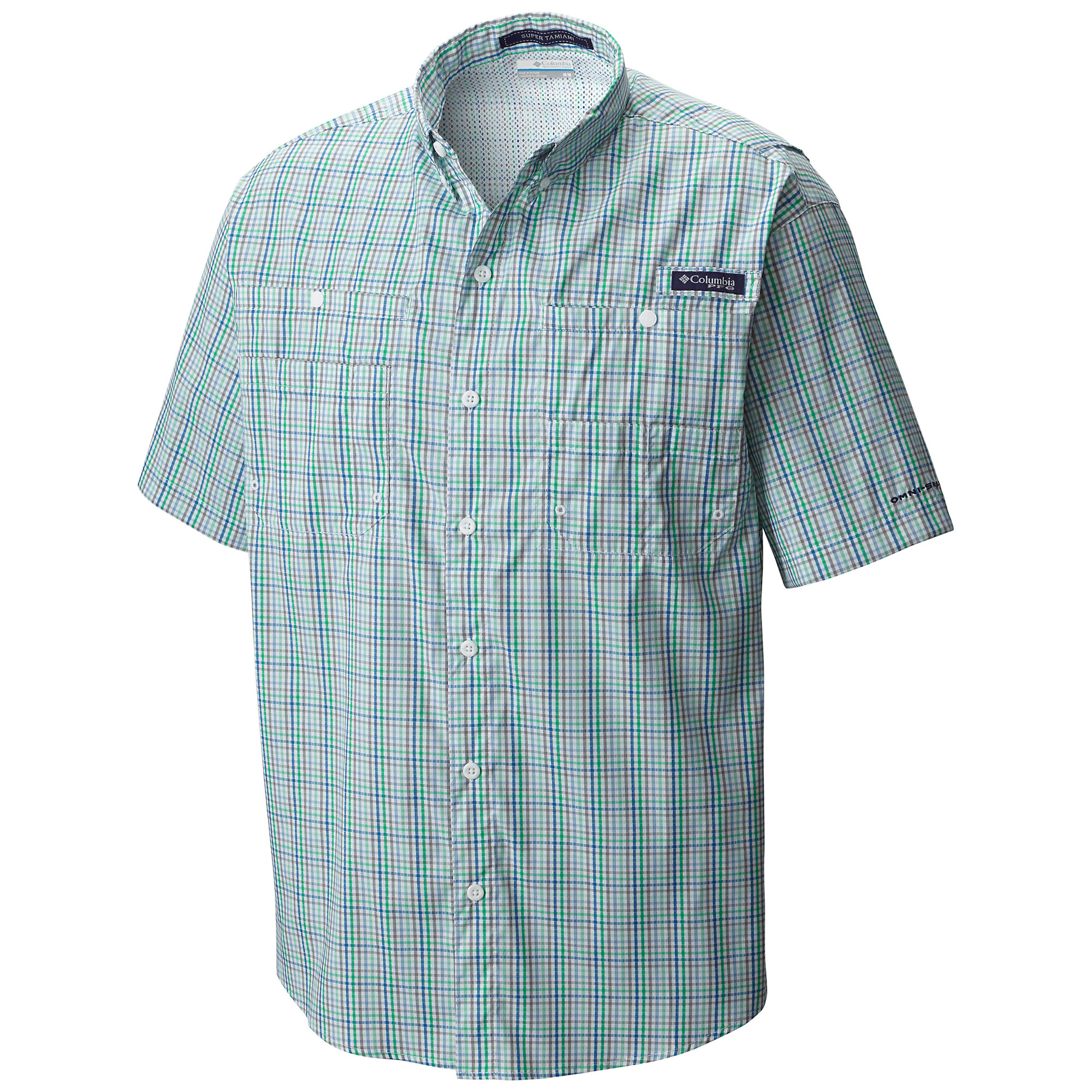 photo: Columbia Super Tamiami Short Sleeve Shirt hiking shirt