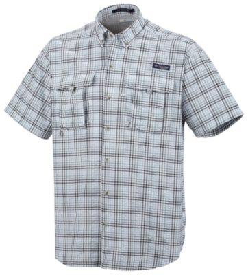 photo: Columbia PFG Super Bahama Short Sleeve Shirt