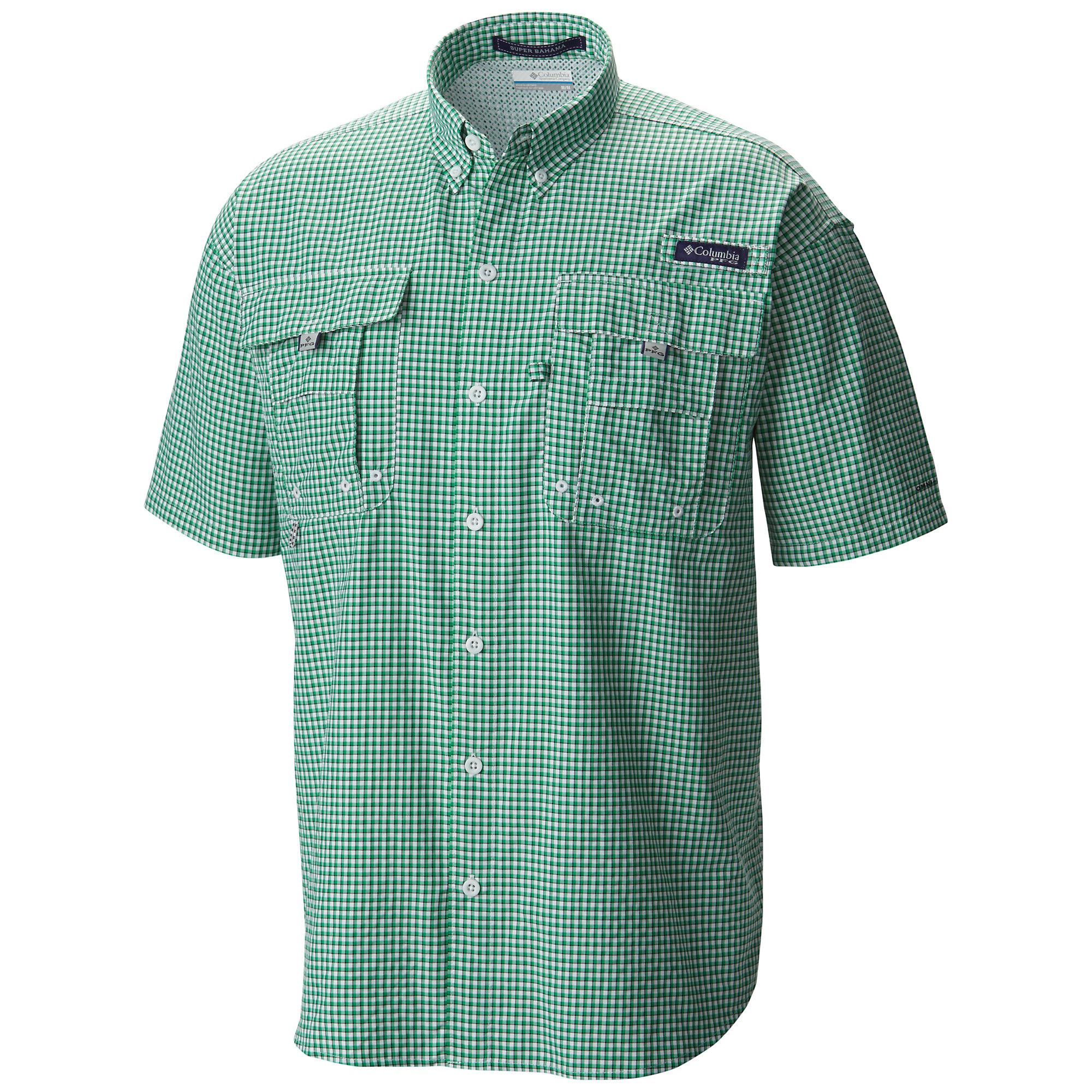 Columbia Super Bahama Short Sleeve Shirt
