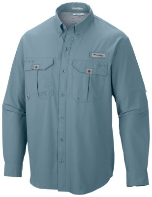 Men's PFG Blood and Guts™ II Long Sleeve Woven Shirt