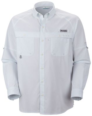 photo: Columbia Terminal Zero Long Sleeve Woven hiking shirt