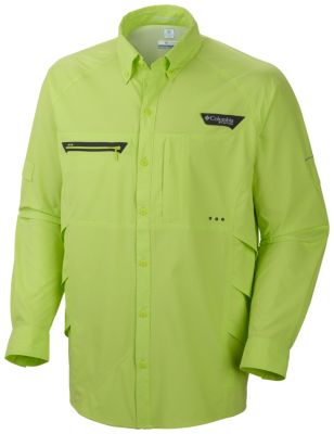 Columbia PFG Airgill Chill Zero Long Sleeve Shirt