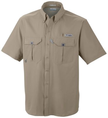 Men's PFG Blood and Guts™ II Short Sleeve Woven Shirt