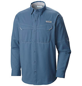 Camisa de manga larga PFG Low Drag Offshore™ para hombre