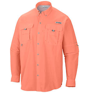Men's PFG Bahama™ II Long Sleeve Shirt - Big