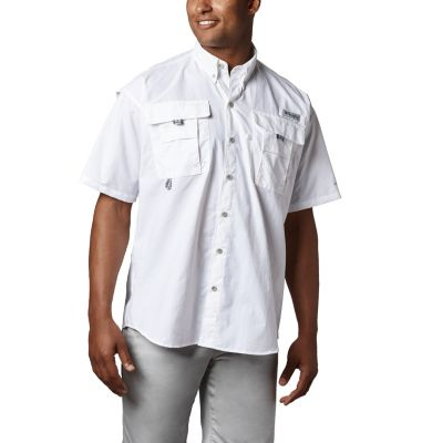 Men's PFG Bahama™ II Short Sleeve Shirt—Tall
